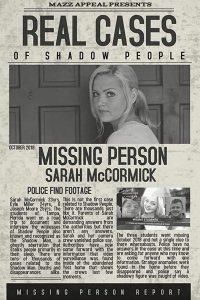 Image Real Cases of Shadow People: The Sarah McCormick Story