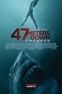 Image 47 Meters down : The next Chapter