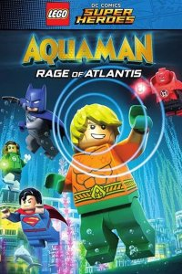 Image Lego DC Comics Super Héros : Aquaman - Rage of Atlantis