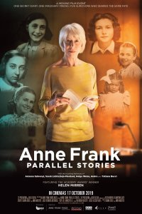 Image #AnneFrank. Parallel Stories