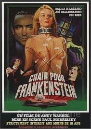 Image Chair pour Frankenstein