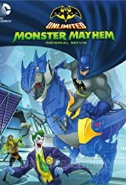 Image Batman Unlimited : Monstrueuse Pagaille